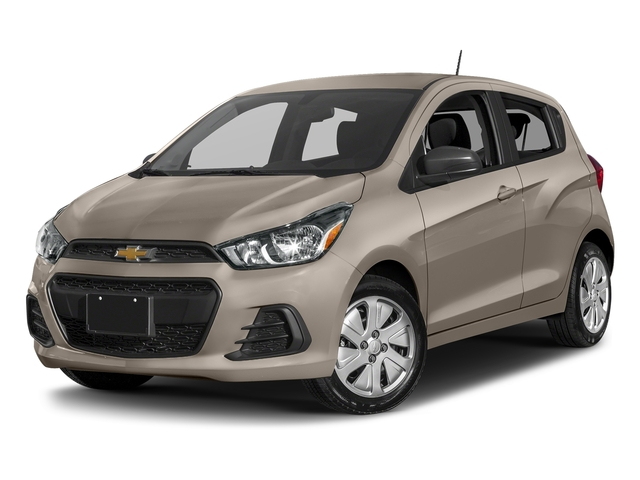 Toasted Marshmallow 2018 Chevrolet Spark Pictures Spark 5dr HB CVT LS photos front view