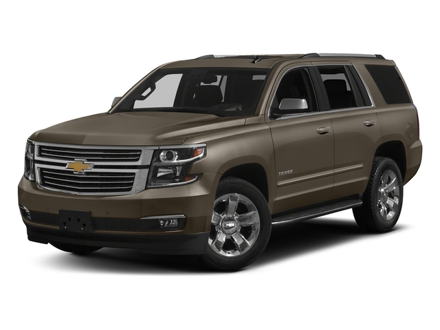 Pepperdust Metallic 2018 Chevrolet Tahoe Pictures Tahoe 2WD 4dr Commercial photos front view