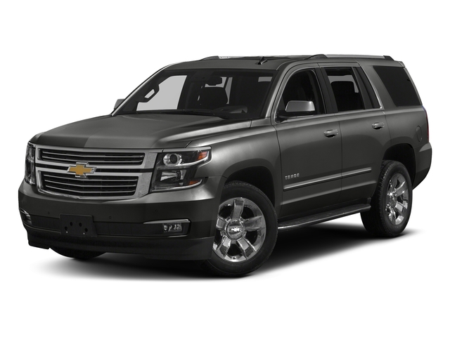 Tungsten Metallic 2018 Chevrolet Tahoe Pictures Tahoe 2WD 4dr Commercial photos front view