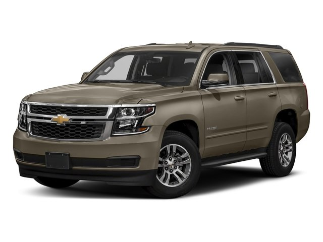 Pepperdust Metallic 2018 Chevrolet Tahoe Pictures Tahoe 2WD 4dr LT photos front view