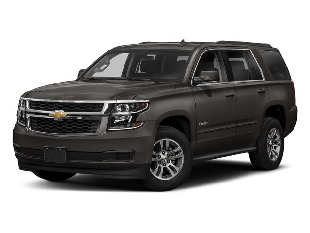 Tungsten Metallic 2018 Chevrolet Tahoe Pictures Tahoe 2WD 4dr LT photos front view