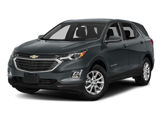 Nightfall Gray Metallic 2018 Chevrolet Equinox Pictures Equinox AWD 4dr LT w/3LT photos front view