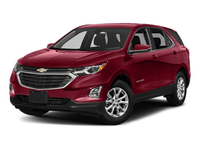 Cajun Red Tintcoat 2018 Chevrolet Equinox Pictures Equinox AWD 4dr LT w/3LT photos front view