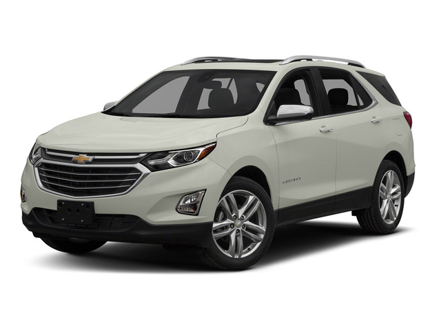 Iridescent Pearl Tricoat 2018 Chevrolet Equinox Pictures Equinox FWD 4dr Premier w/1LZ photos front view