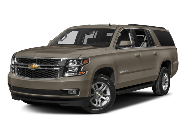 Pepperdust Metallic 2018 Chevrolet Suburban Pictures Suburban 4WD 4dr 1500 LT photos front view