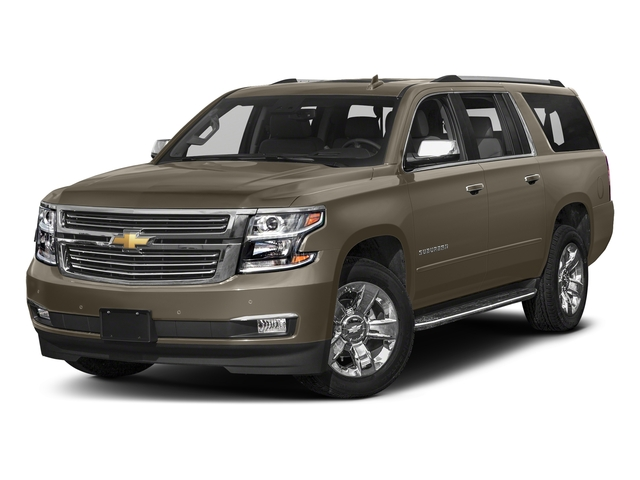 Pepperdust Metallic 2018 Chevrolet Suburban Pictures Suburban 2WD 4dr 1500 Premier photos front view