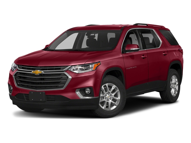 Cajun Red Tintcoat 2018 Chevrolet Traverse Pictures Traverse AWD 4dr LT Cloth w/1LT photos front view