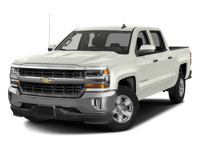 Iridescent Pearl Tricoat 2018 Chevrolet Silverado 1500 Pictures Silverado 1500 4WD Crew Cab 153.0 LT w/2LT photos front view