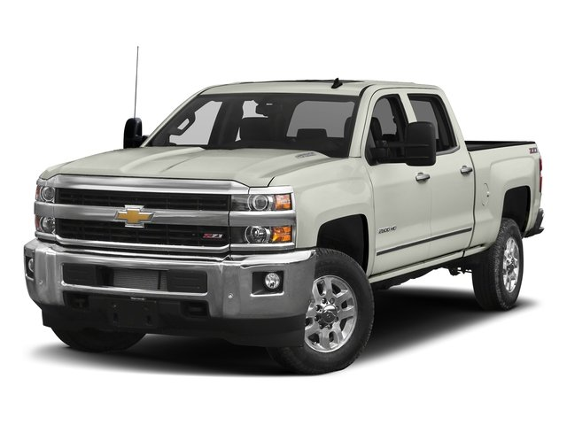 Iridescent Pearl Tricoat 2018 Chevrolet Silverado 2500HD Pictures Silverado 2500HD 2WD Crew Cab 153.7 High Country photos front view