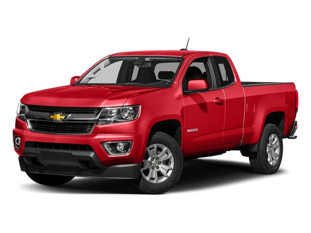Red Hot 2018 Chevrolet Colorado Pictures Colorado 4WD Ext Cab 128.3 LT photos front view