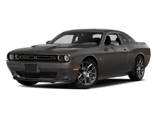 Granite Pearlcoat 2018 Dodge Challenger Pictures Challenger R/T RWD photos front view