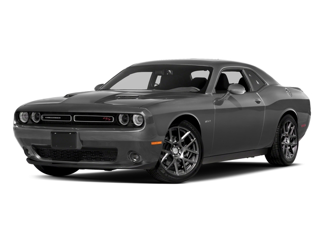 Destroyer Gray Clearcoat 2018 Dodge Challenger Pictures Challenger R/T Shaker RWD photos front view