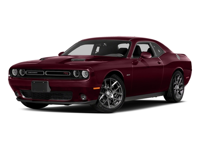 Octane Red Pearlcoat 2018 Dodge Challenger Pictures Challenger R/T RWD photos front view