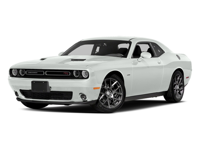 White Knuckle Clearcoat 2018 Dodge Challenger Pictures Challenger R/T Shaker RWD photos front view