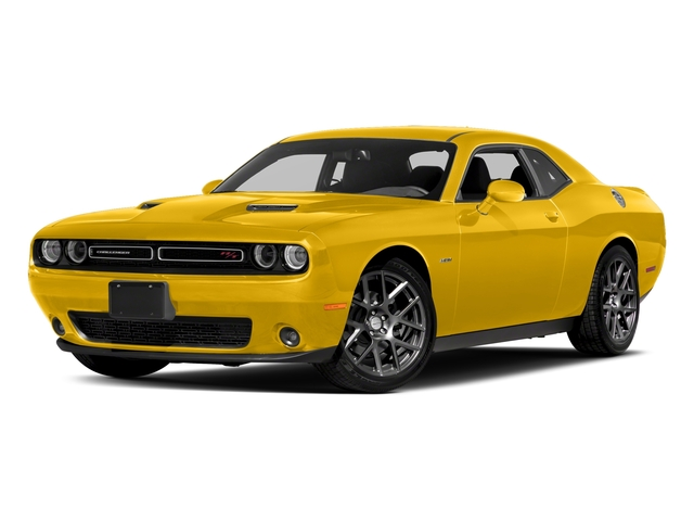 Yellow Jacket Clearcoat 2018 Dodge Challenger Pictures Challenger R/T Shaker RWD photos front view