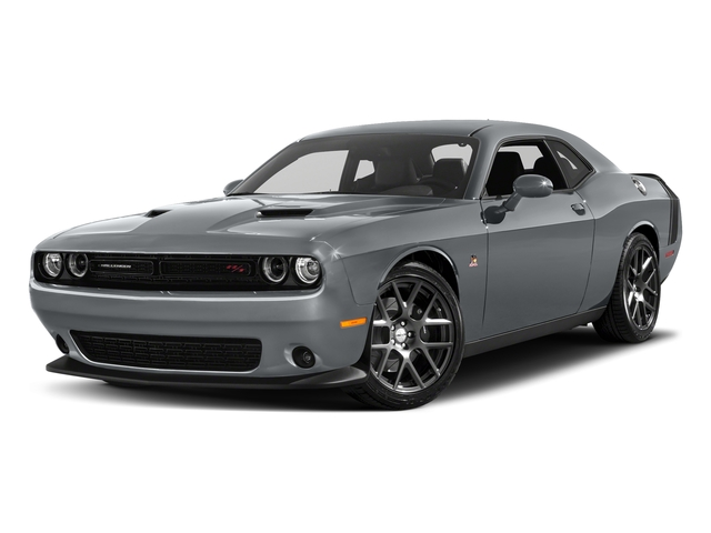 Billet Clearcoat 2018 Dodge Challenger Pictures Challenger R/T Scat Pack RWD photos front view