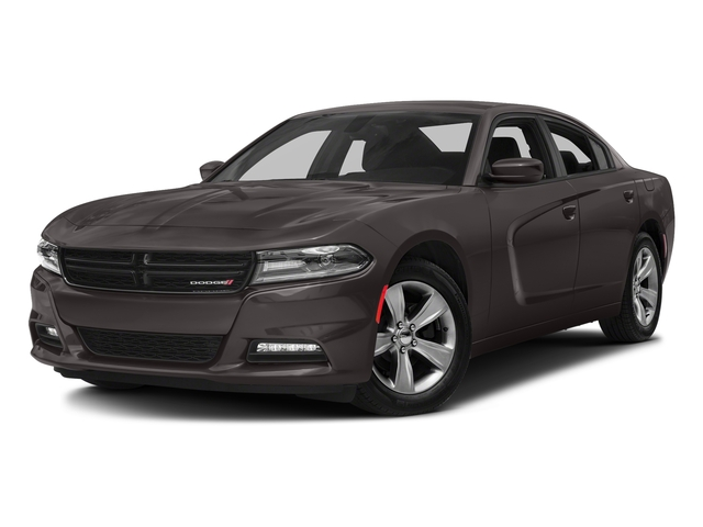 Granite Pearlcoat 2018 Dodge Charger Pictures Charger SXT Plus RWD photos front view