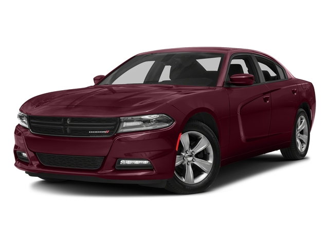 Octane Red Pearlcoat 2018 Dodge Charger Pictures Charger SXT Plus RWD photos front view