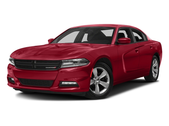 Redline Red Tricoat Pearl 2018 Dodge Charger Pictures Charger SXT Plus RWD photos front view