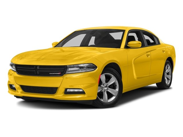 Yellow Jacket Clearcoat 2018 Dodge Charger Pictures Charger SXT Plus RWD photos front view