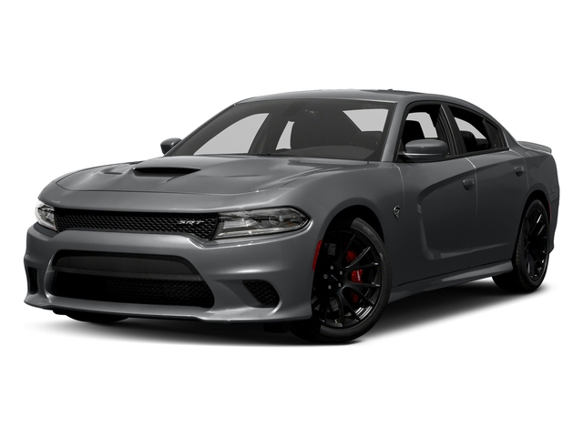 Granite Pearlcoat 2018 Dodge Charger Pictures Charger SRT Hellcat RWD photos front view
