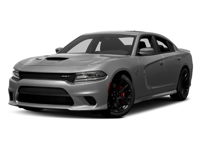 Destroyer Gray Clearcoat 2018 Dodge Charger Pictures Charger SRT Hellcat RWD photos front view