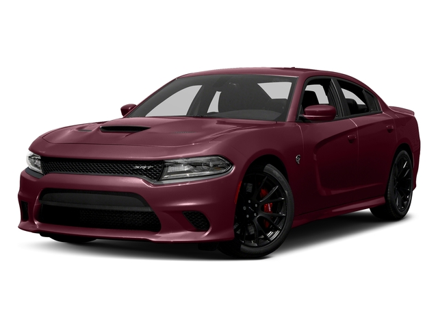 Octane Red Pearlcoat 2018 Dodge Charger Pictures Charger SRT Hellcat RWD photos front view