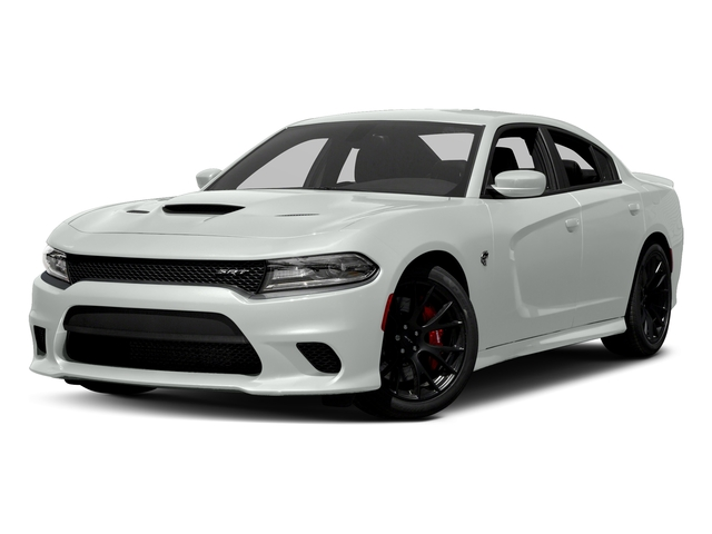 White Knuckle Clearcoat 2018 Dodge Charger Pictures Charger SRT Hellcat RWD photos front view
