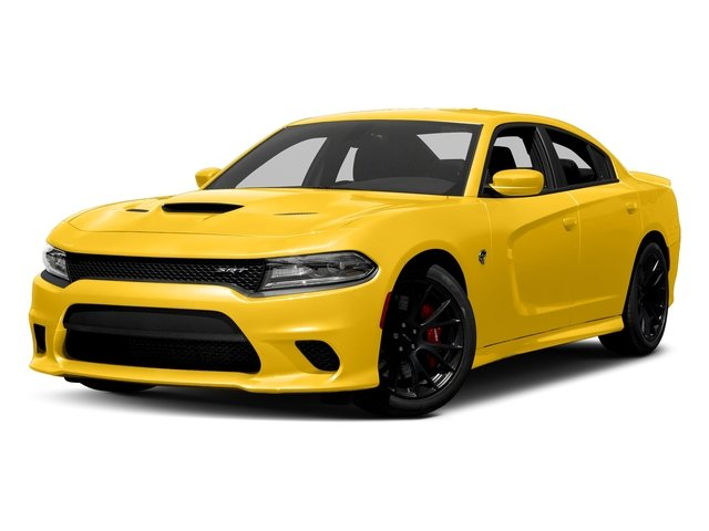 Yellow Jacket Clearcoat 2018 Dodge Charger Pictures Charger SRT Hellcat RWD photos front view
