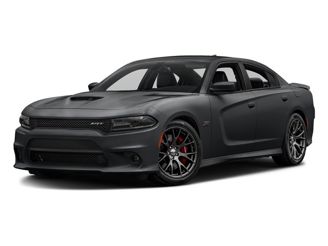 Granite Pearlcoat 2018 Dodge Charger Pictures Charger SRT 392 RWD photos front view