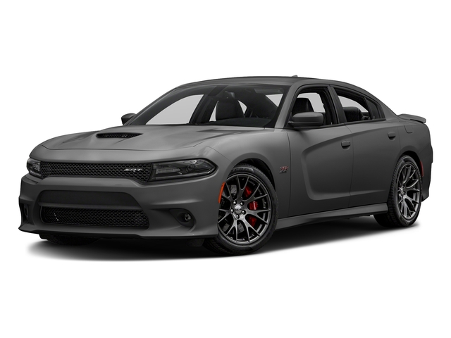 Destroyer Gray Clearcoat 2018 Dodge Charger Pictures Charger SRT 392 RWD photos front view