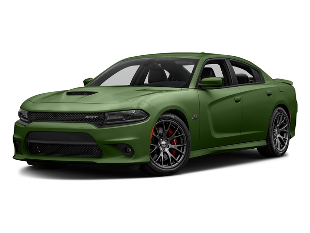 F8 Green 2018 Dodge Charger Pictures Charger SRT 392 RWD photos front view