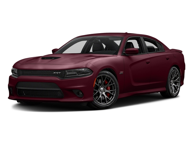 Octane Red Pearlcoat 2018 Dodge Charger Pictures Charger SRT 392 RWD photos front view