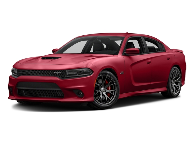 Redline Red Tricoat Pearl 2018 Dodge Charger Pictures Charger SRT 392 RWD photos front view
