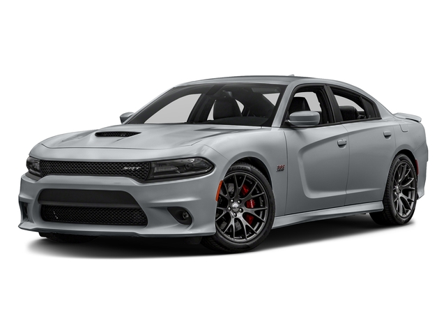 Billet Clearcoat 2018 Dodge Charger Pictures Charger SRT 392 RWD photos front view