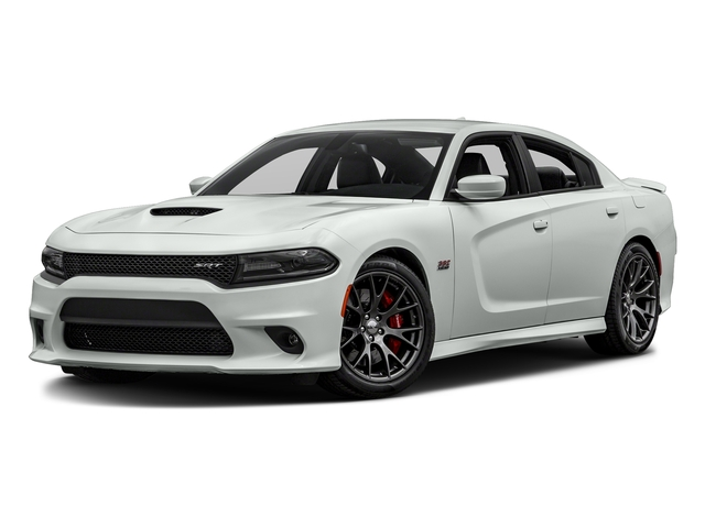 White Knuckle Clearcoat 2018 Dodge Charger Pictures Charger SRT 392 RWD photos front view