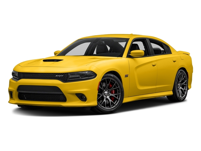 Yellow Jacket Clearcoat 2018 Dodge Charger Pictures Charger SRT 392 RWD photos front view