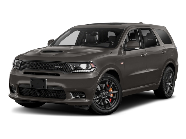 Granite Clearcoat 2018 Dodge Durango Pictures Durango SRT AWD photos front view