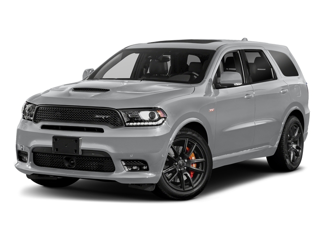 Billet Clearcoat 2018 Dodge Durango Pictures Durango SRT AWD photos front view