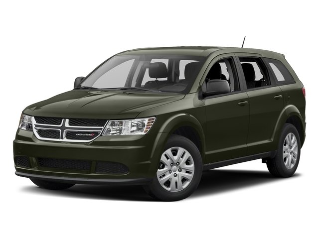 Olive Green Pearlcoat 2018 Dodge Journey Pictures Journey SE FWD photos front view