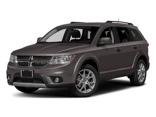 Granite Pearlcoat 2018 Dodge Journey Pictures Journey SXT AWD photos front view