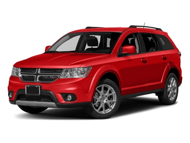 Blood Orange Clearcoat 2018 Dodge Journey Pictures Journey SXT FWD photos front view
