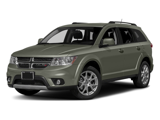 Olive Green Pearlcoat 2018 Dodge Journey Pictures Journey SXT AWD photos front view