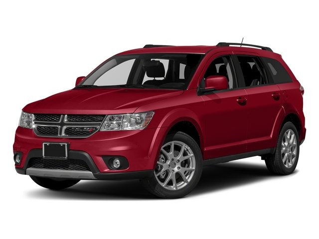 Redline 2 Coat Pearl 2018 Dodge Journey Pictures Journey SXT AWD photos front view