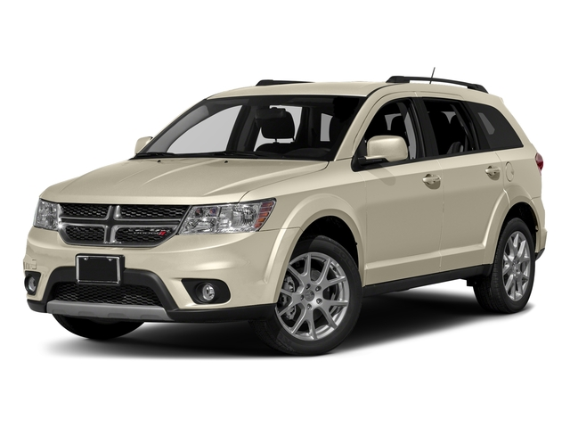 White Noise Tri-Coat 2018 Dodge Journey Pictures Journey SXT FWD photos front view