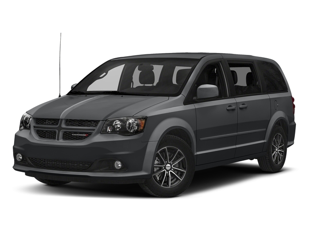 Granite Pearlcoat 2018 Dodge Grand Caravan Pictures Grand Caravan Grand Caravan GT V6 photos front view