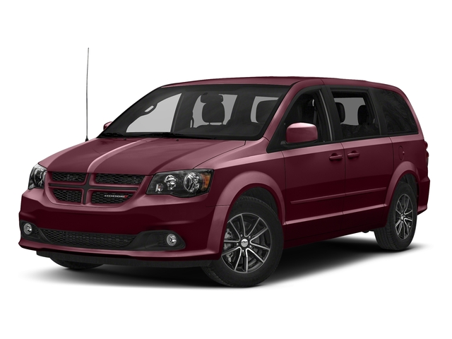 Octane Red Pearlcoat 2018 Dodge Grand Caravan Pictures Grand Caravan Grand Caravan GT V6 photos front view