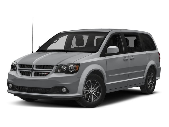 Billet Clearcoat 2018 Dodge Grand Caravan Pictures Grand Caravan Grand Caravan GT V6 photos front view