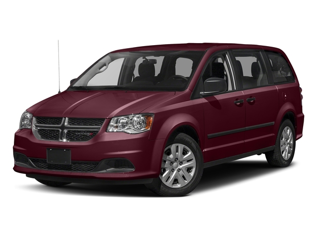 Octane Red Pearlcoat 2018 Dodge Grand Caravan Pictures Grand Caravan SE Plus Wagon photos front view