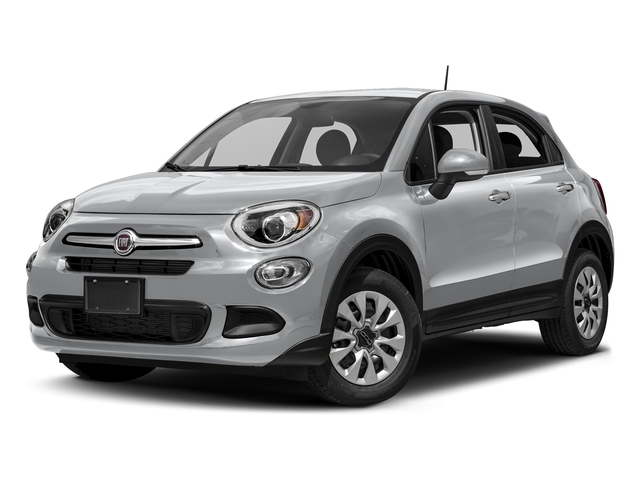 Grigio Graphite (Graphite Gray) 2018 FIAT 500X Pictures 500X Lounge AWD photos front view